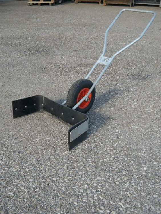 Racloirs sur roues